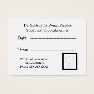 Molar Dental Appointment Design