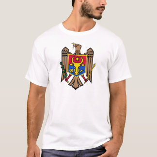 Moldova Coat Of Arms T-Shirt