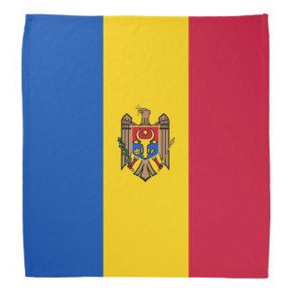 Moldova Flag Bandana