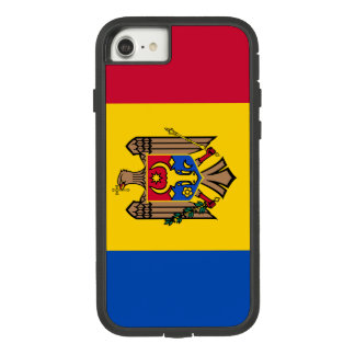Moldova Flag Case-Mate Tough Extreme iPhone 8/7 Case
