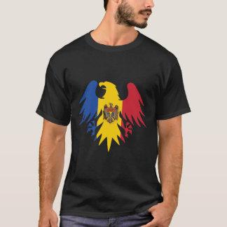 Moldova Flag Eagle T-Shirt