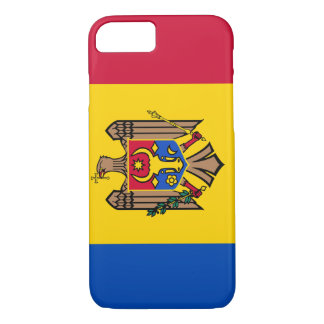 Moldova Flag iPhone 8/7 Case