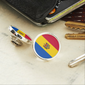 Moldova Flag Lapel Pin