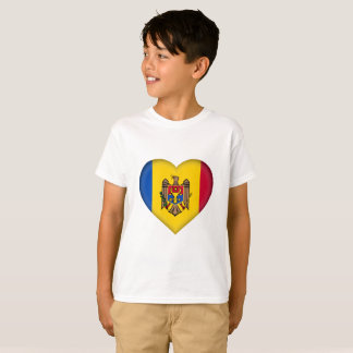 Moldova Flag T-Shirt