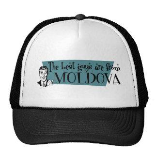 MOLDOVA TRUCKER HATS