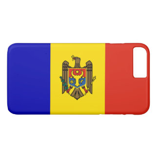 Moldova iPhone 8 Plus/7 Plus Case