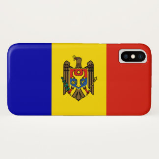 Moldova iPhone X Case