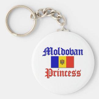Moldova Princess Key Ring