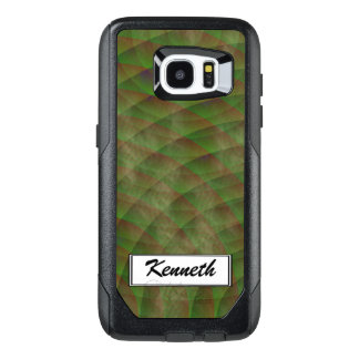 Moldy Interference by Kenneth Yoncich OtterBox Samsung Galaxy S7 Edge Case