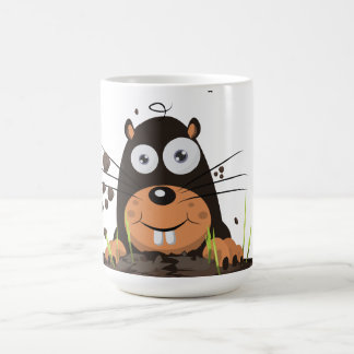 Mole Coffee Mug
