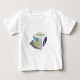 Molecular Cubed Baby T-Shirt