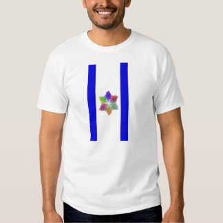 Molecular Flag Shirts
