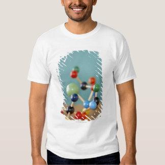Molecular model t-shirts