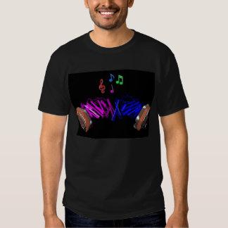 Molecular Music Tshirt