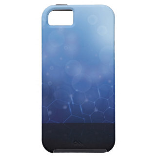 molecules background case for the iPhone 5