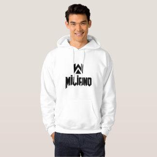 MOLETOM CLOSED KANGAROO MILIANO WEAR HOODIE
