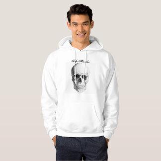 moletom skull fofa macabra hoodie