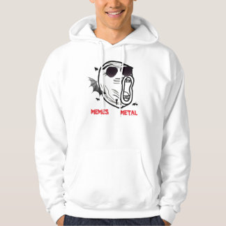 Moleton Meme LOL METAL Pullover