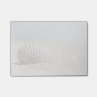 Mollusk Seashell Post-it Notes