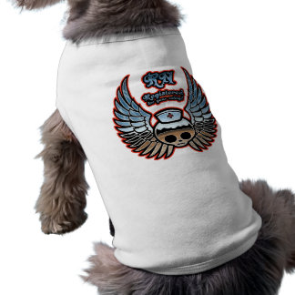 Molly Chrome, RN Sleeveless Dog Shirt