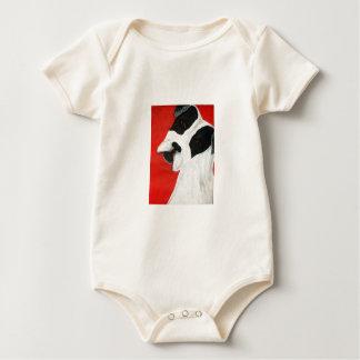 Molly Dog Baby Bodysuit