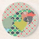 Molly Macaw Coaster