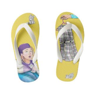 Molly McBride Flip Flops