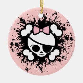Molly Splat Christmas Tree Ornaments
