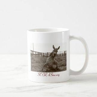 Molly The Donkey Coffee Mug