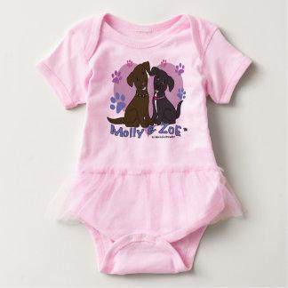Molly & Zoe Baby Bodysuit