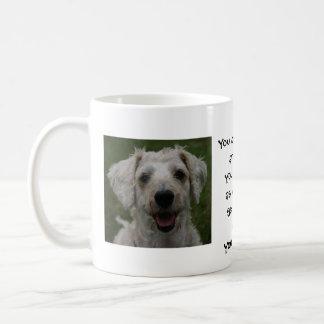 Mollywog the Dog Mug: Call Me Anything Coffee Mug