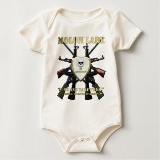 Molon Labe - 2nd Amendment Baby Bodysuit