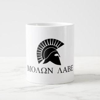 Molon Labe Coffee Mug Jumbo Mug