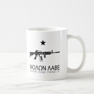 Molon Labe - Come And Take It Coffee Mugs