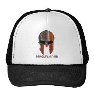 Molon Labe - Come and Take Them USA Spartan Trucker Hat