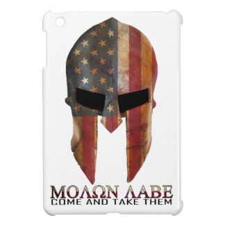 Molon Labe - Come and Take Them USA Spartan iPad Mini Case