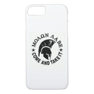 Molon Labe iPhone 8/7 Case