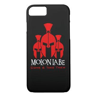 MOLON LABE iPhone case