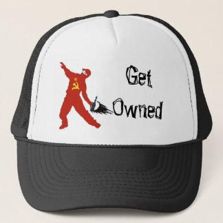 molotovsoviet, Get Owned Trucker Hat