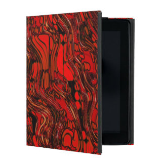 Molten Glass iPad Covers