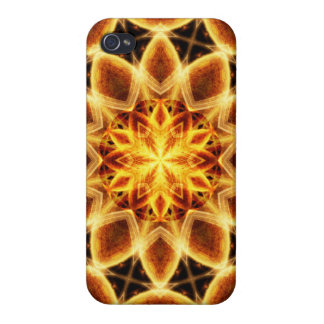 Molten Star Mandala Case For The iPhone 4