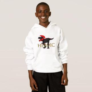 Molten Tyrannosaurus Rex HEROIC Kid's Sweatshirt