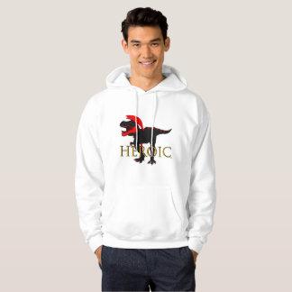 Molten Tyrannosaurus Rex HEROIC Men's Sweatshirt