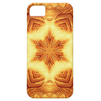 Molten Vortex Mandala Barely There iPhone 5 Case