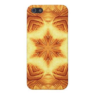 Molten Vortex Mandala Case For iPhone 5/5S