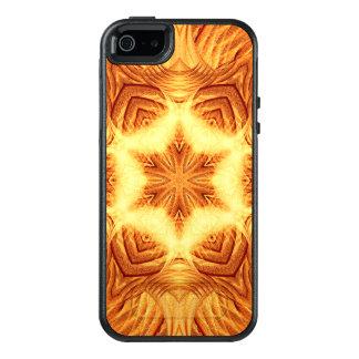 Molten Vortex Mandala OtterBox iPhone 5/5s/SE Case