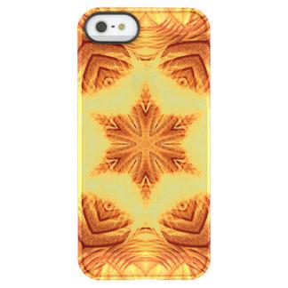 Molten Vortex Mandala Permafrost® iPhone SE/5/5s Case
