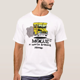 Molue...3rd World Transit Mode T-Shirt