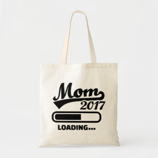Mom 2017 tote bag