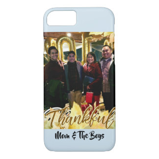 Mom and the Boys for iPhone/iPad iPhone 8/7 Case